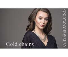 Gold chains and bracelets, wholesale and retail. - Image 3