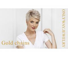 Gold chains and bracelets, wholesale and retail. - Image 7