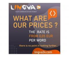 Professional Translation Services - Image 1