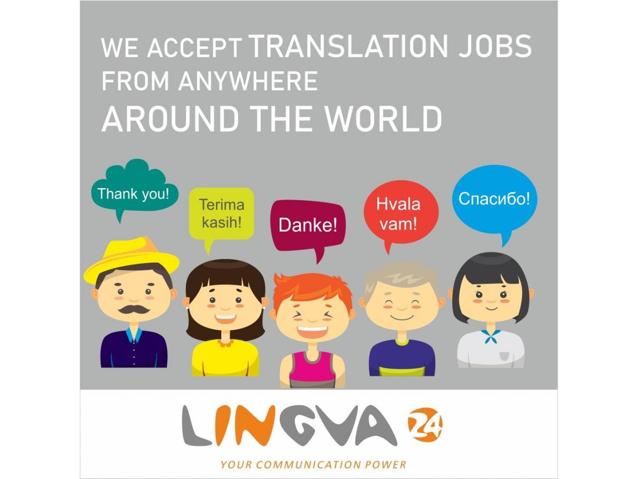 Professional Translation Services - 3