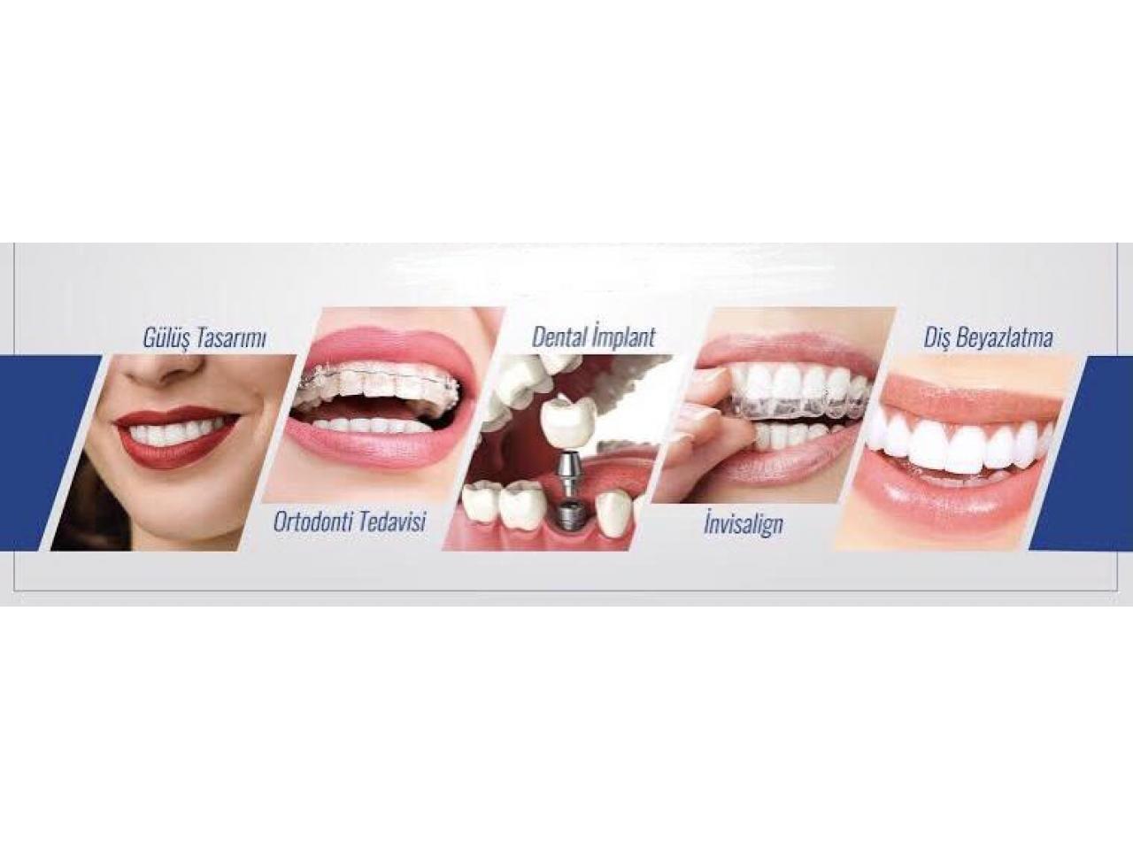 Турция! Отдых и Лечение! Стоматологические/Эстетические услуги в клиниках Стамбула - 2