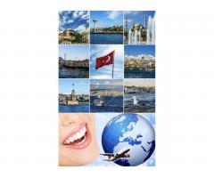 Турция! Отдых и Лечение! Стоматологические/Эстетические услуги в клиниках Стамбула - Image 1