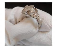 Кольцо эксклюзивное серебро - Image 1