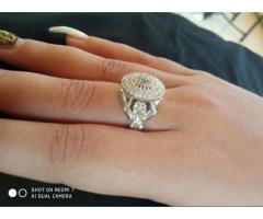 Кольцо эксклюзивное серебро - Image 4