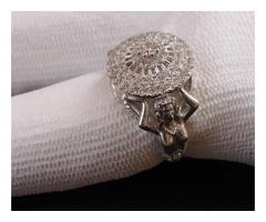 Кольцо эксклюзивное серебро - Image 5
