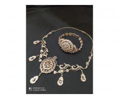 Эксклюзивное ожерелье и брослет серебро 925 пробы - Image 7