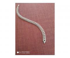 Браслет эксклюзив питон серебро 925проба - Image 1