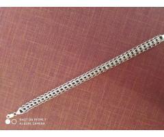 Браслет эксклюзив питон серебро 925проба - Image 5