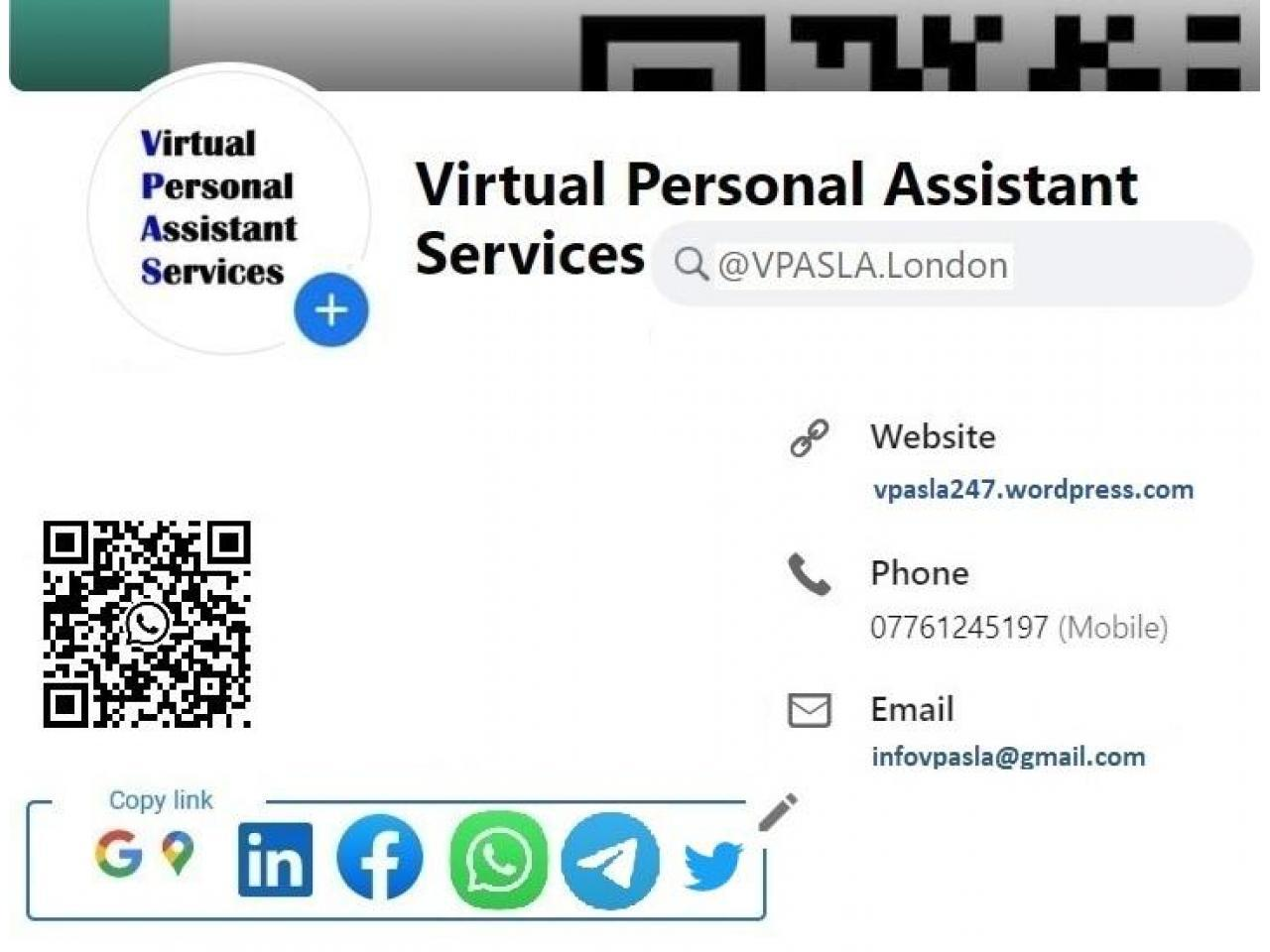 Секретарь/Помощник/Ассистент -  по личным делам, для занятых лиц, по бизнесу. - 1