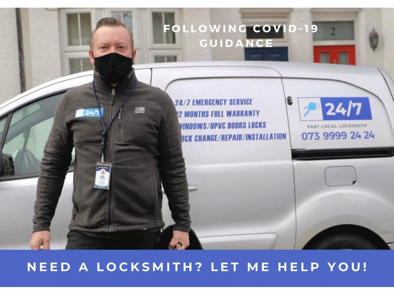 Locksmith Services - 1