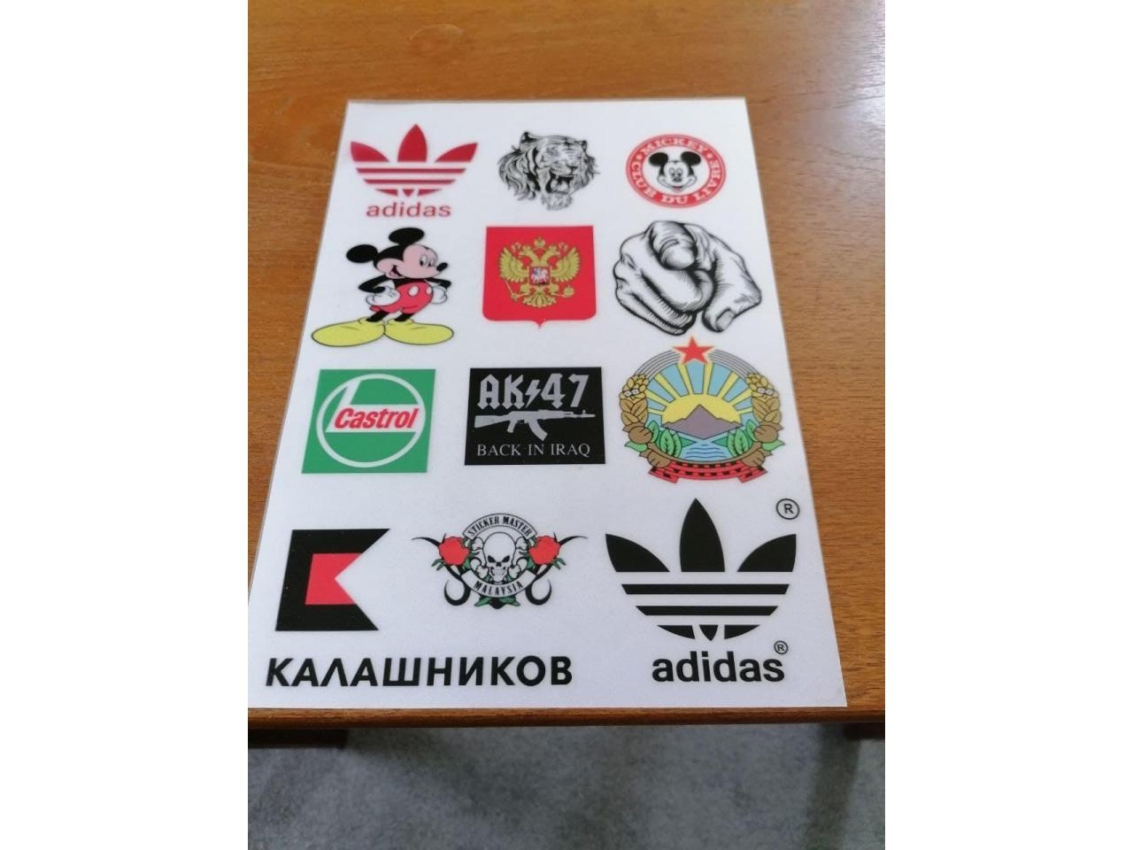 Услуги УФ печати - 1