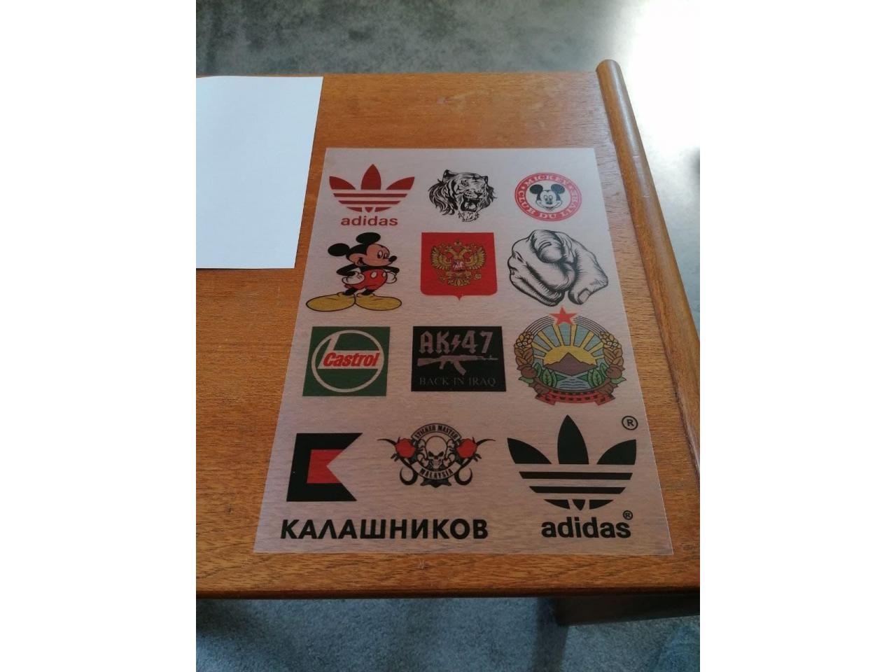 Услуги УФ печати - 2