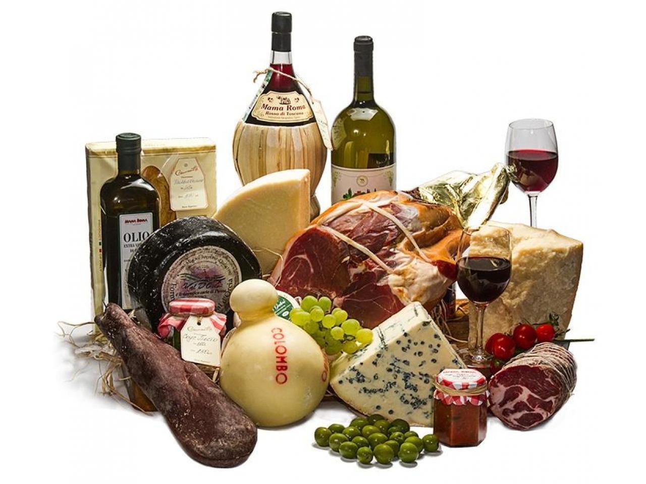 Продукты питания из Италии оптом - 1