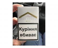 Доставка никотиновых макаронов мальборо,винстон,кэмэл из Украины - Image 2