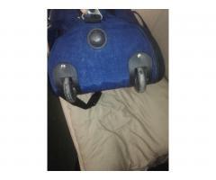 Дорожная сумка- ручная кладь,2 рабочие сапоги, спальный мешок, постельный комплект - Image 2