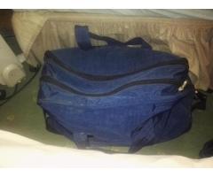 Дорожная сумка- ручная кладь,2 рабочие сапоги, спальный мешок, постельный комплект - Image 5