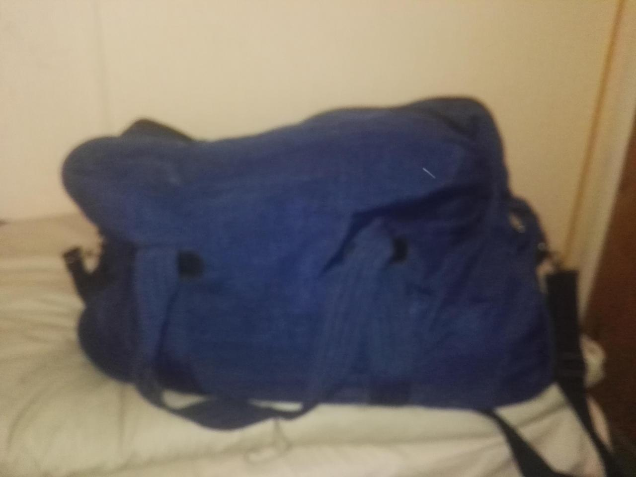 Дорожная сумка- ручная кладь,2 рабочие сапоги, спальный мешок, постельный комплект - 6