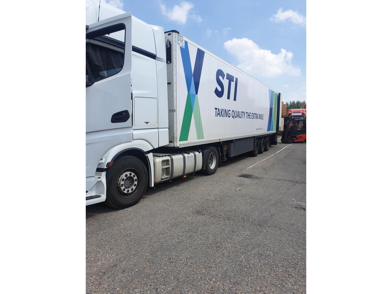 Truck driver ce 95k čip - 2