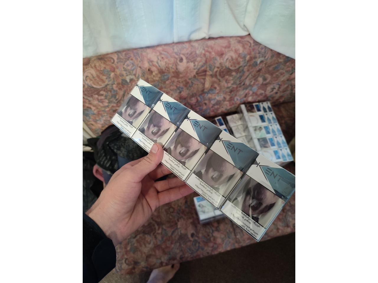 Прямые оптовые поставки сигарет в Великобританию - 1