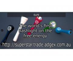 Первый в мире фонарь на свободной энергии - energy harvesting