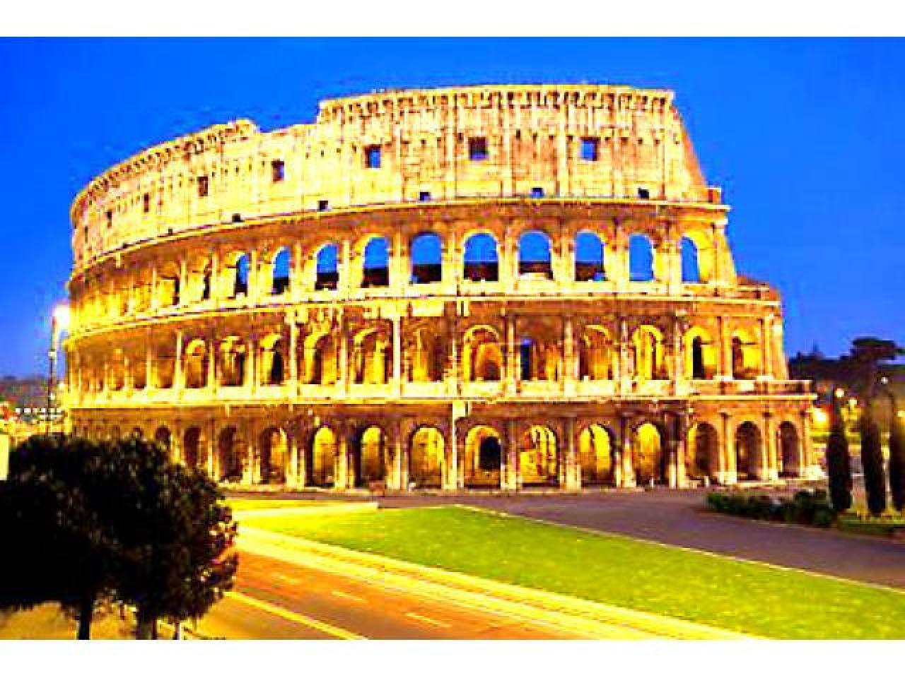 Экскурсии по Риму - 1