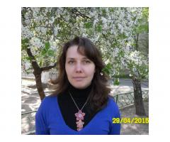 Уроки английского и русского языка по скайп. Услуги перевода.