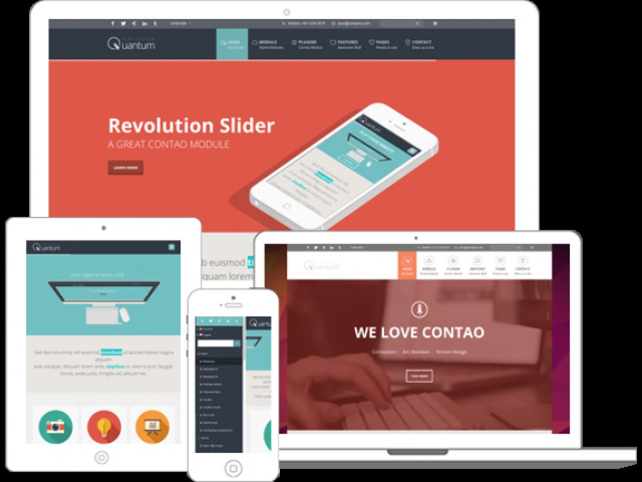 Создание современных адаптивных сайтов - 1