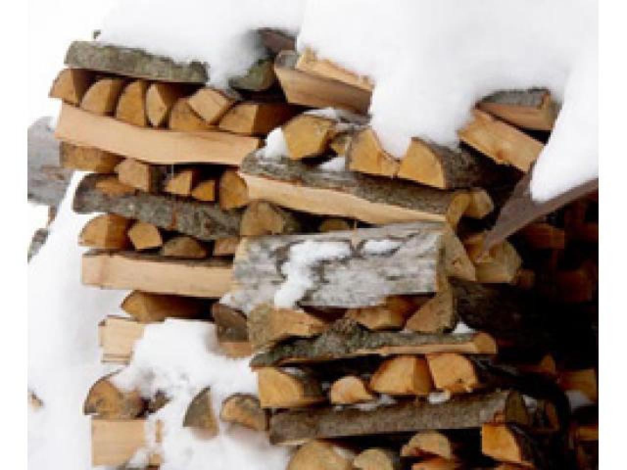 Дрова колотые для хольц каминов - 6