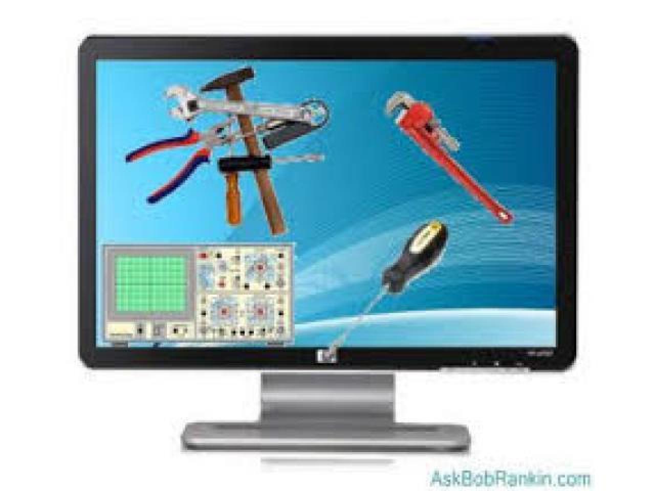 Компьютерная помощь - 1