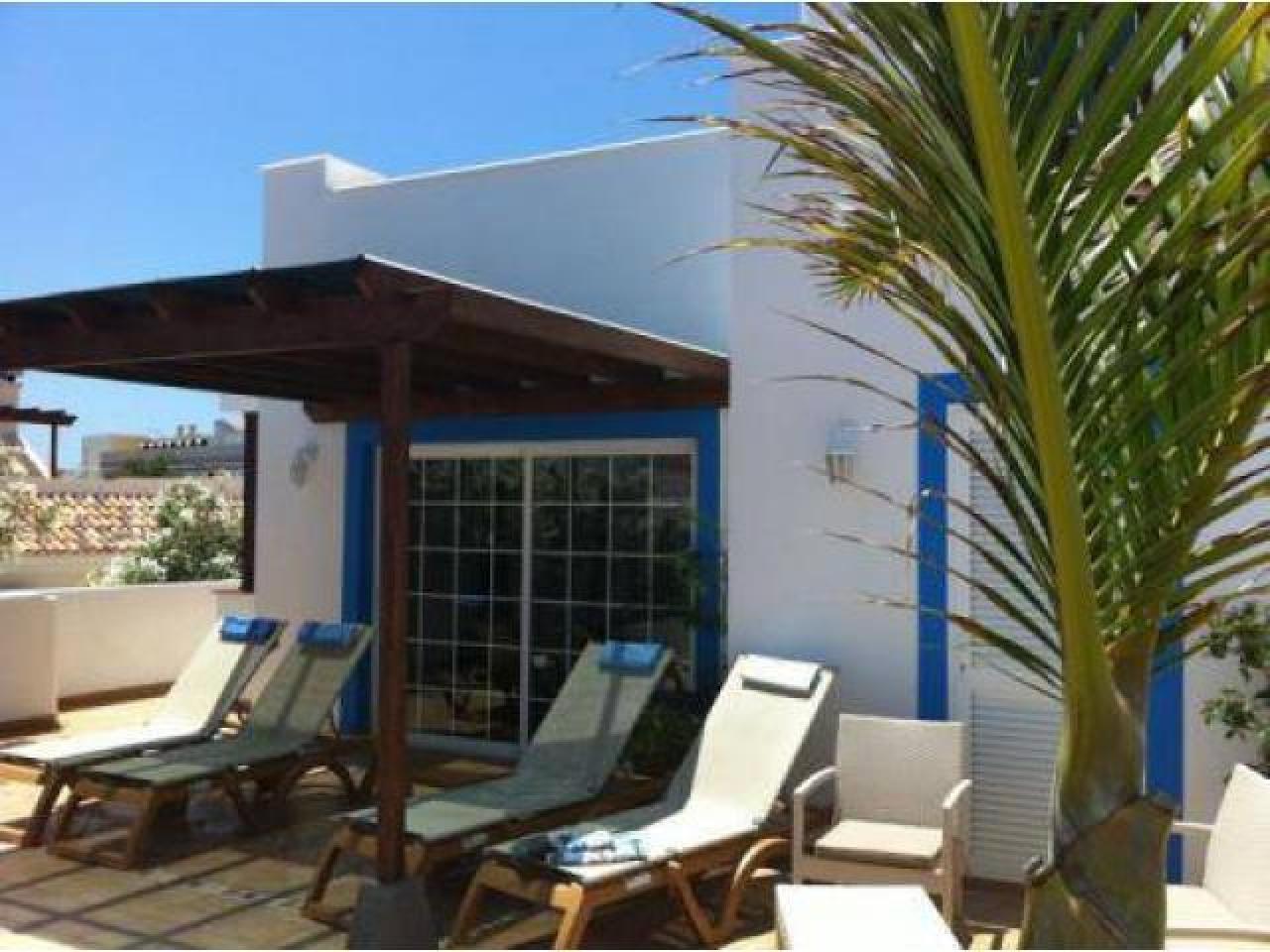 The villa is located in a private urbanization of La Caleta in Costa Adeje - 4