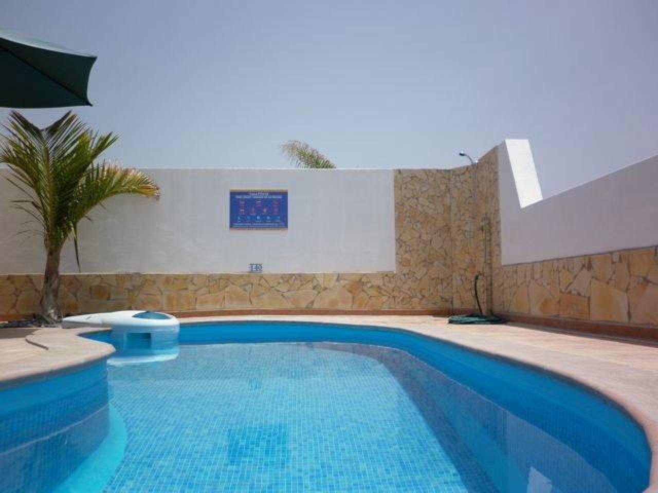The villa is located in a private urbanization of La Caleta in Costa Adeje - 6
