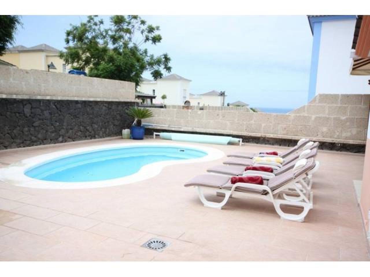 Villa in Tenerife for rent, in Costa Adeje, Madronal de Fanabe - 9