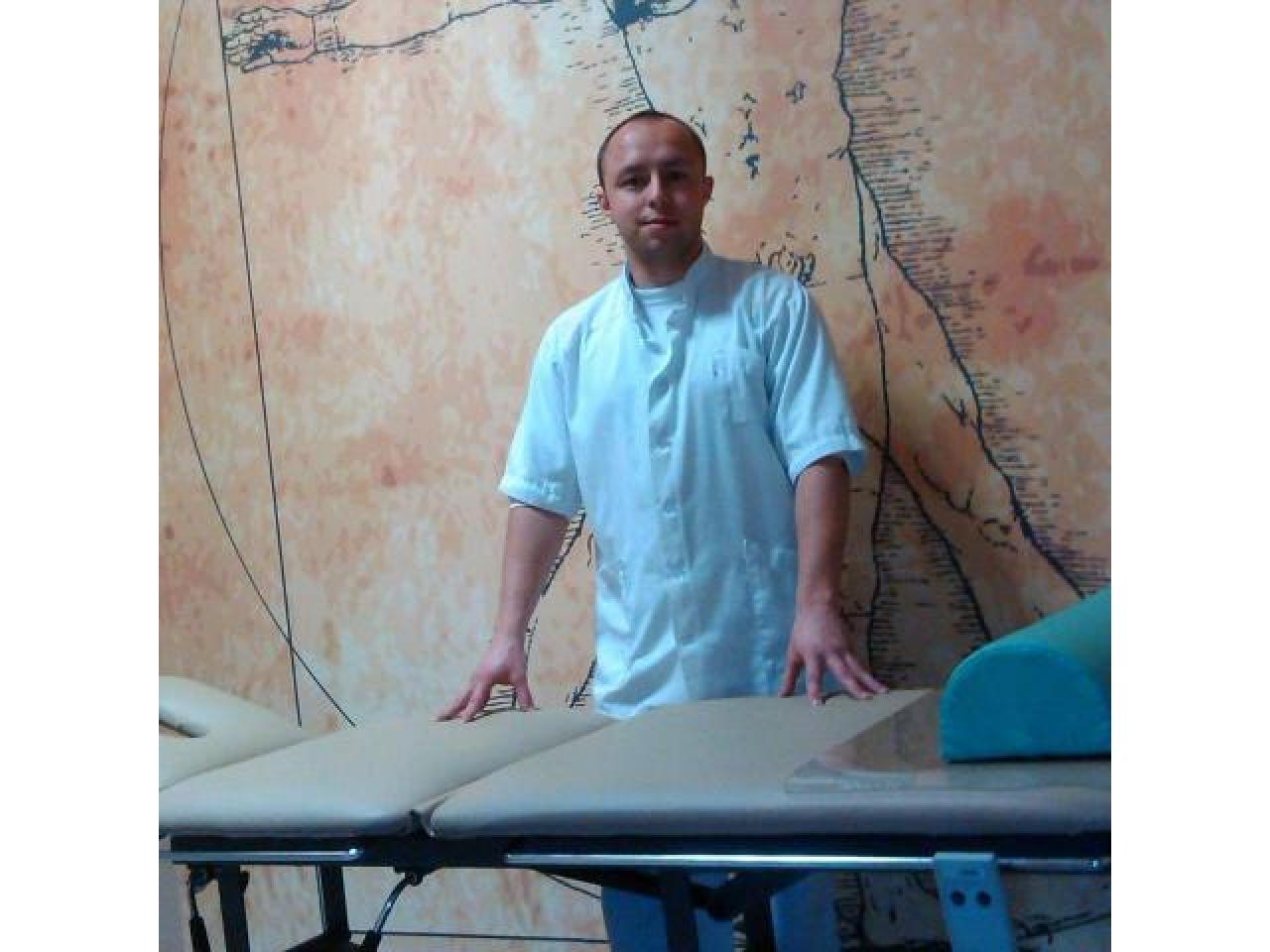 Массаж на дому, опытный массажист реабилитолог - 1