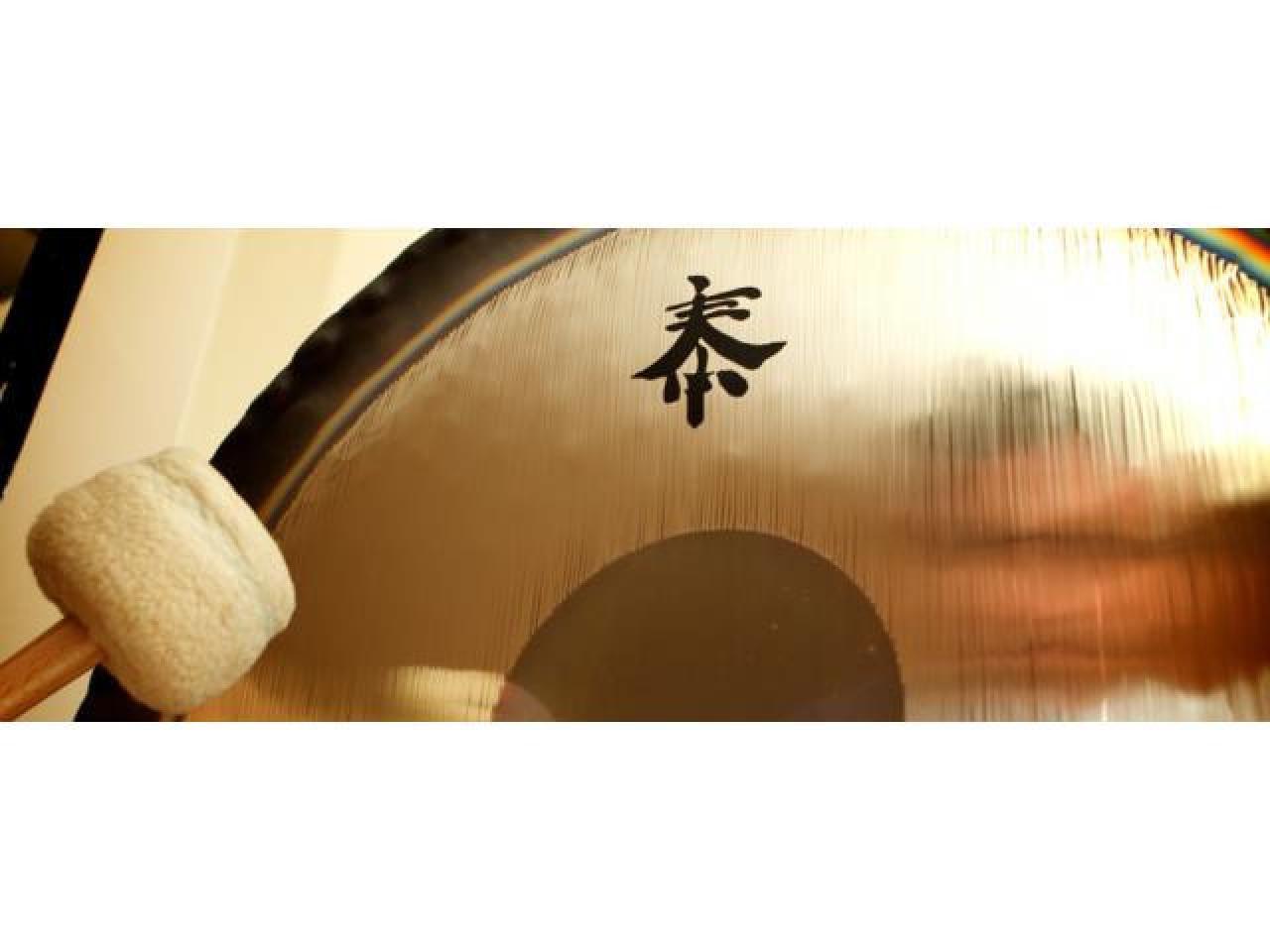 Отдых/медитация в звуках гонга - 1