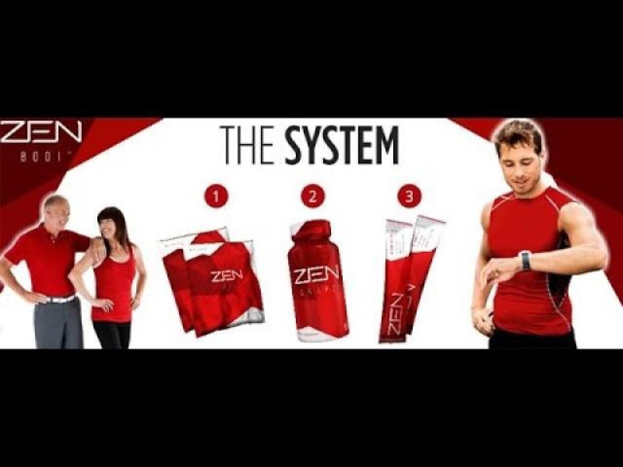 Система снижения веса и коррекция фигуры с ZEN BODI! - 1