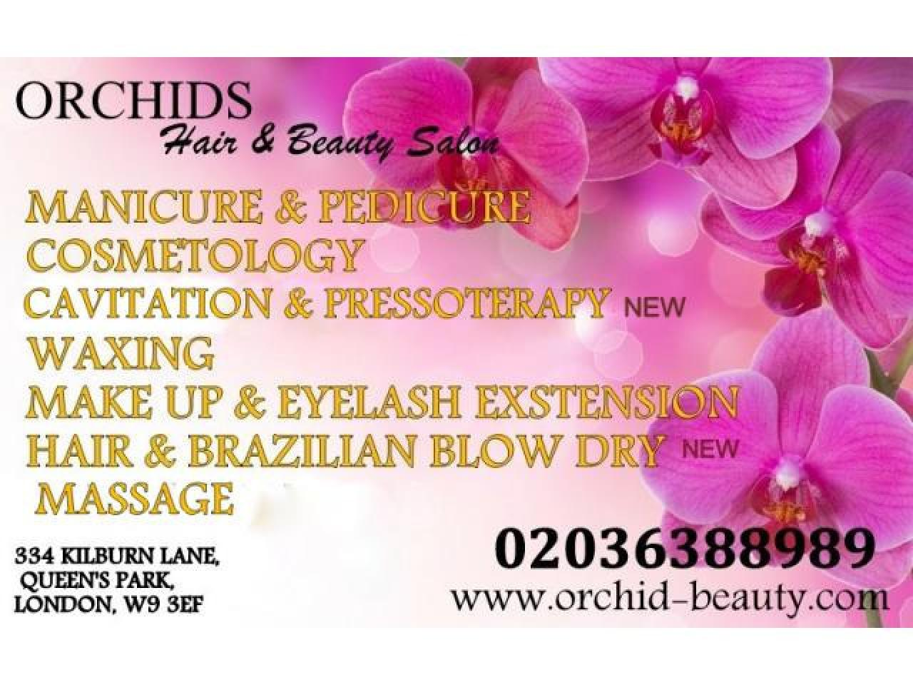 Orchids Hair & Beauty Salon - 1