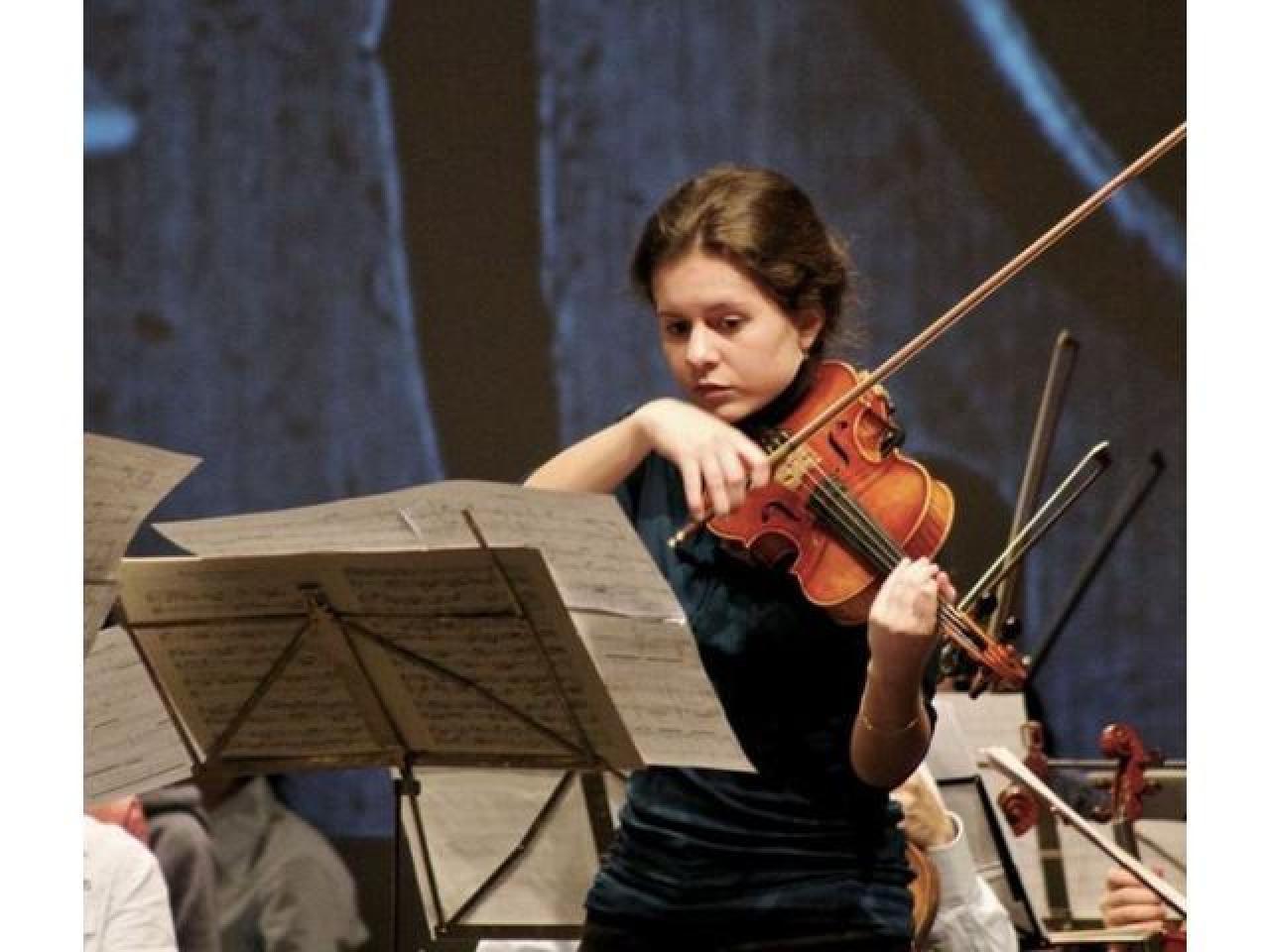 Уроки игры на скрипке от опытного педагога - 1
