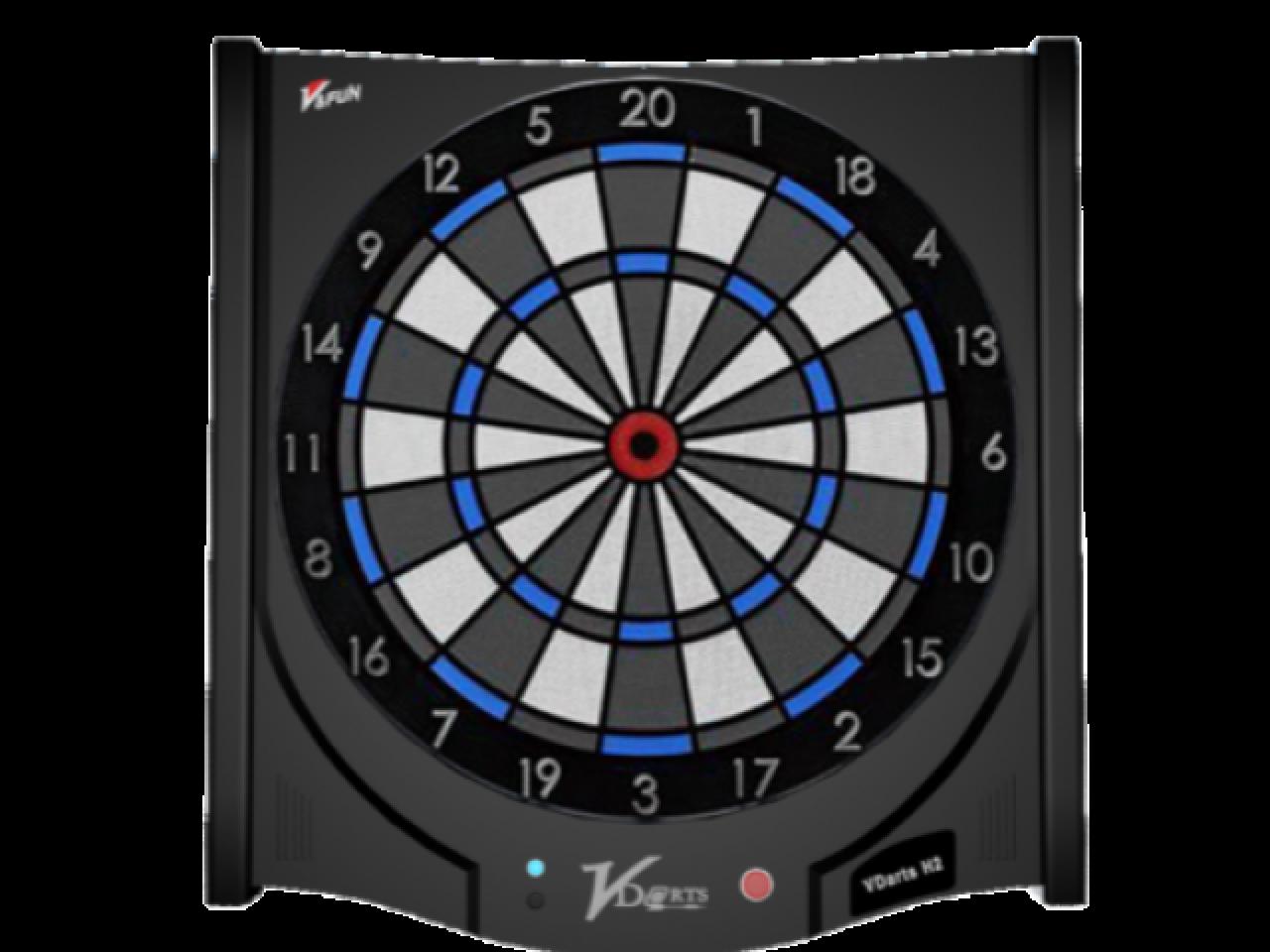 Электронная онлайн мишень VDarts H2 - 2