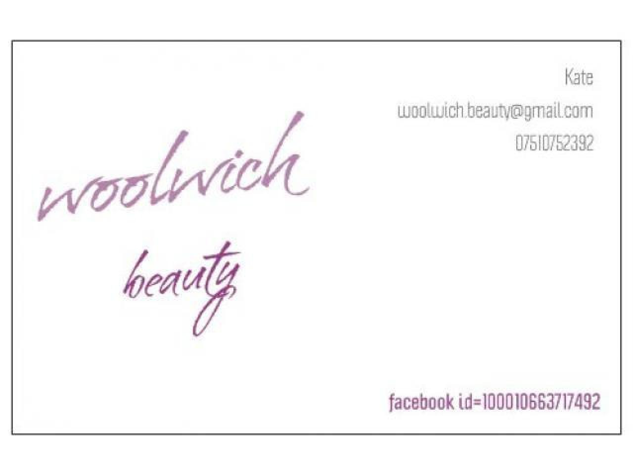 Ваш домашний косметолог London ( Woolwich) - 1