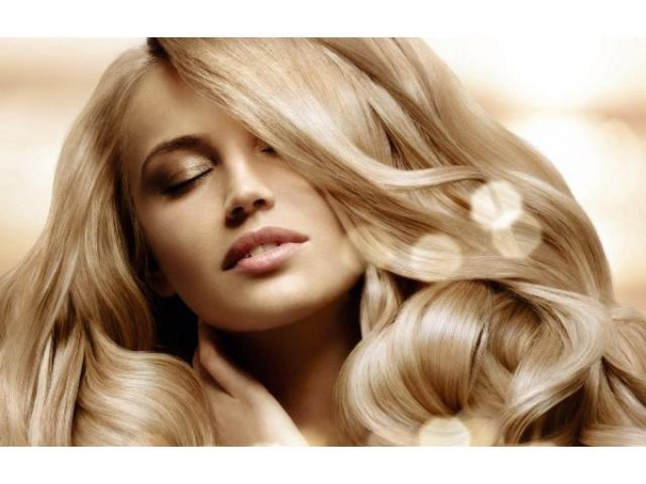 Качественное и профессиональное наращивание волос - 1