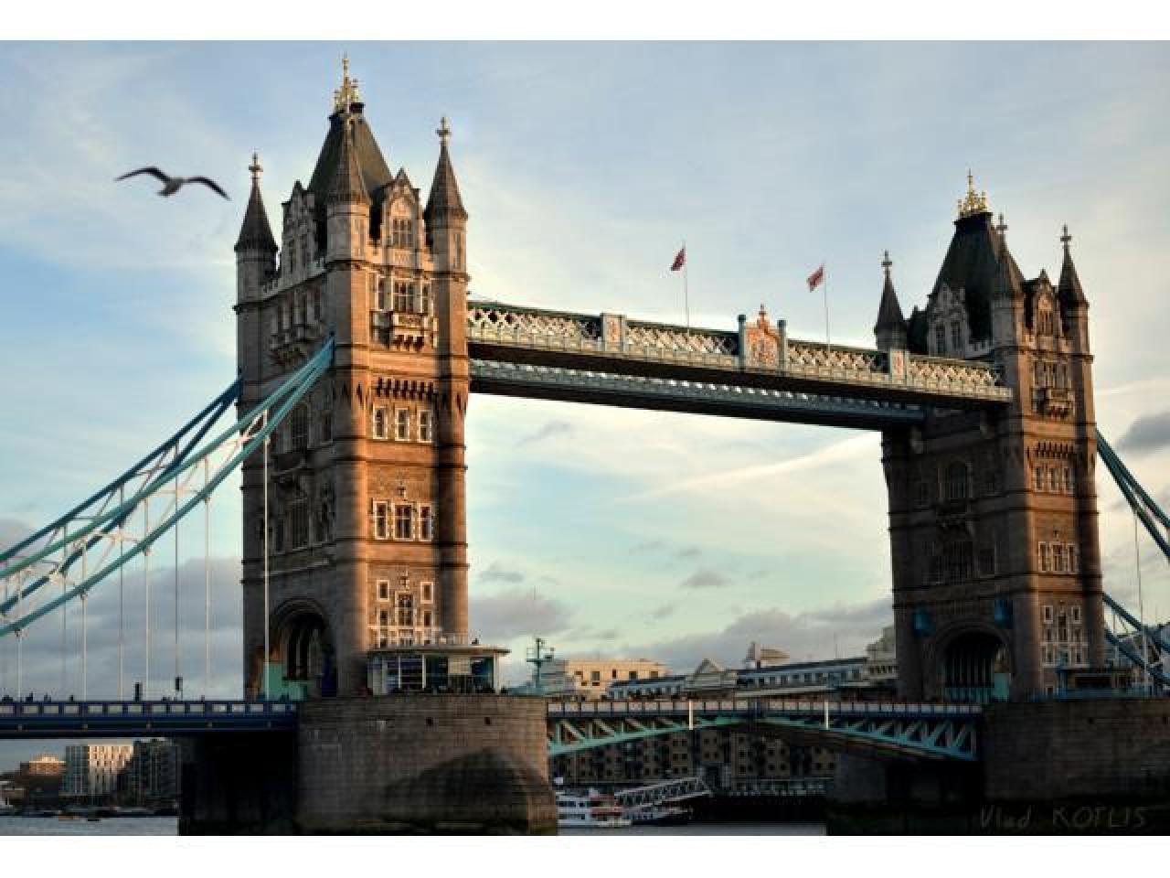 Фотограф в Лондоне. - 1