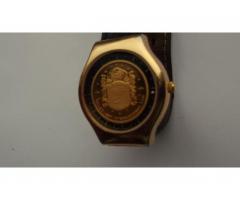 Numismatic masterpiece.Luxurious und innovative timepiece - Image 4