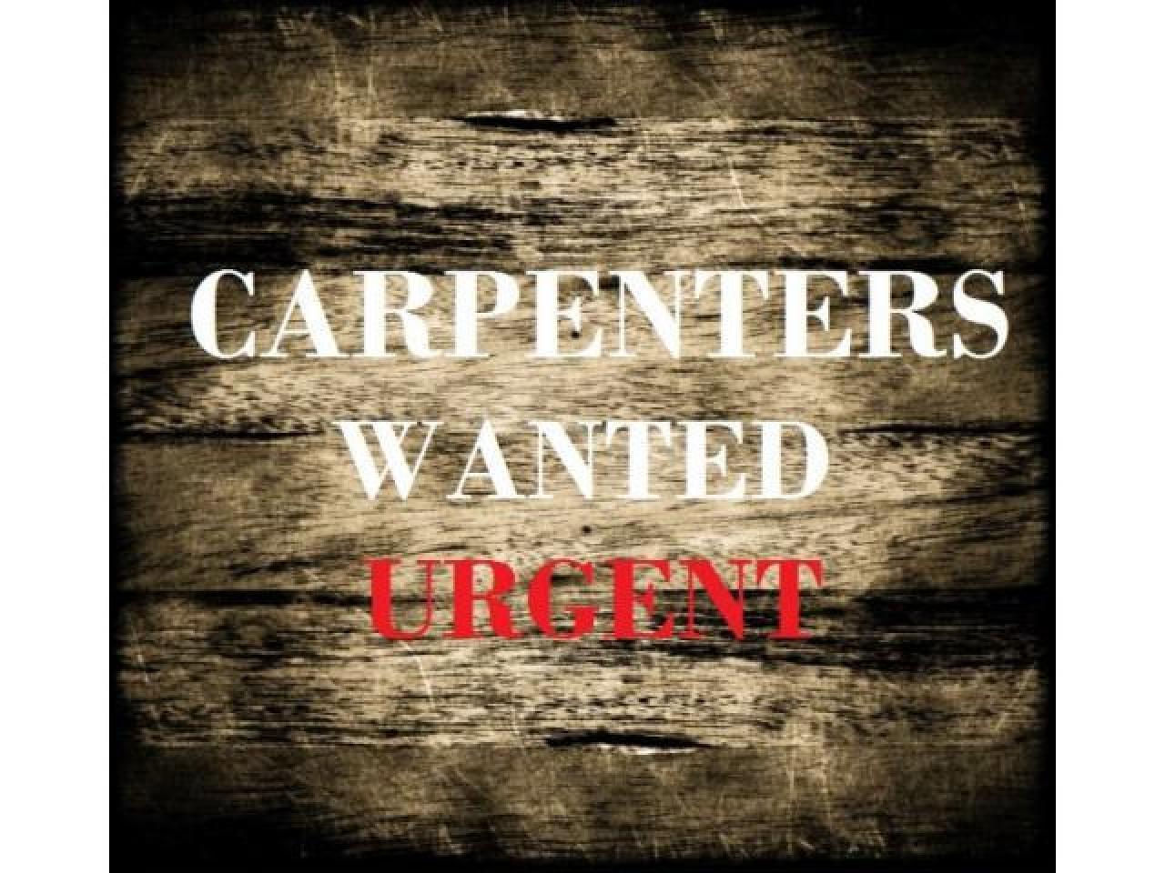 СРОЧНО требуются Плотники Carpenters - London - 1
