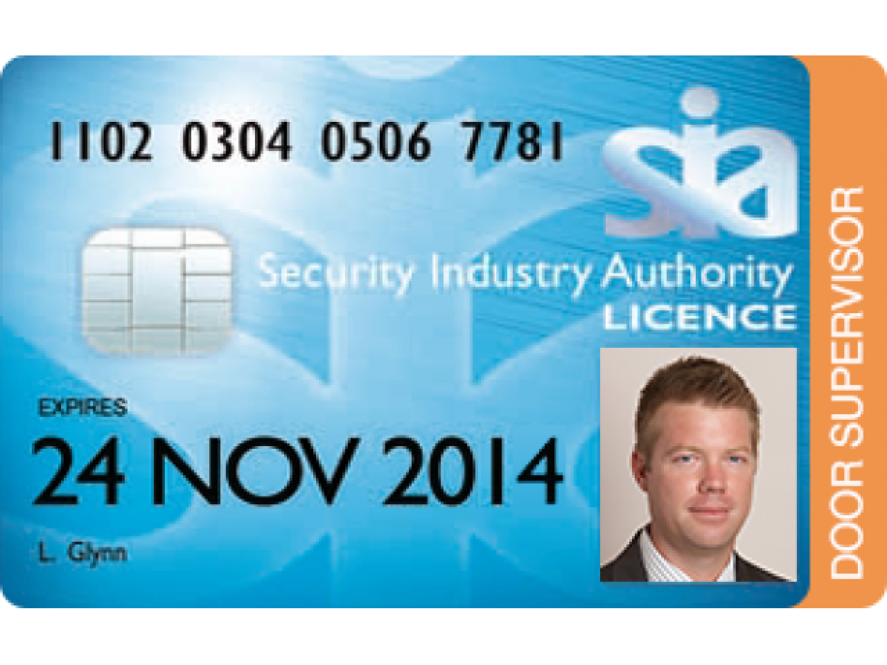 Курсы охранников/Security SIA и гарантированная работа для мужчин и женщин. - 1
