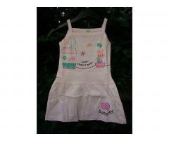 Новое платье на девочек 6-9 месяцев