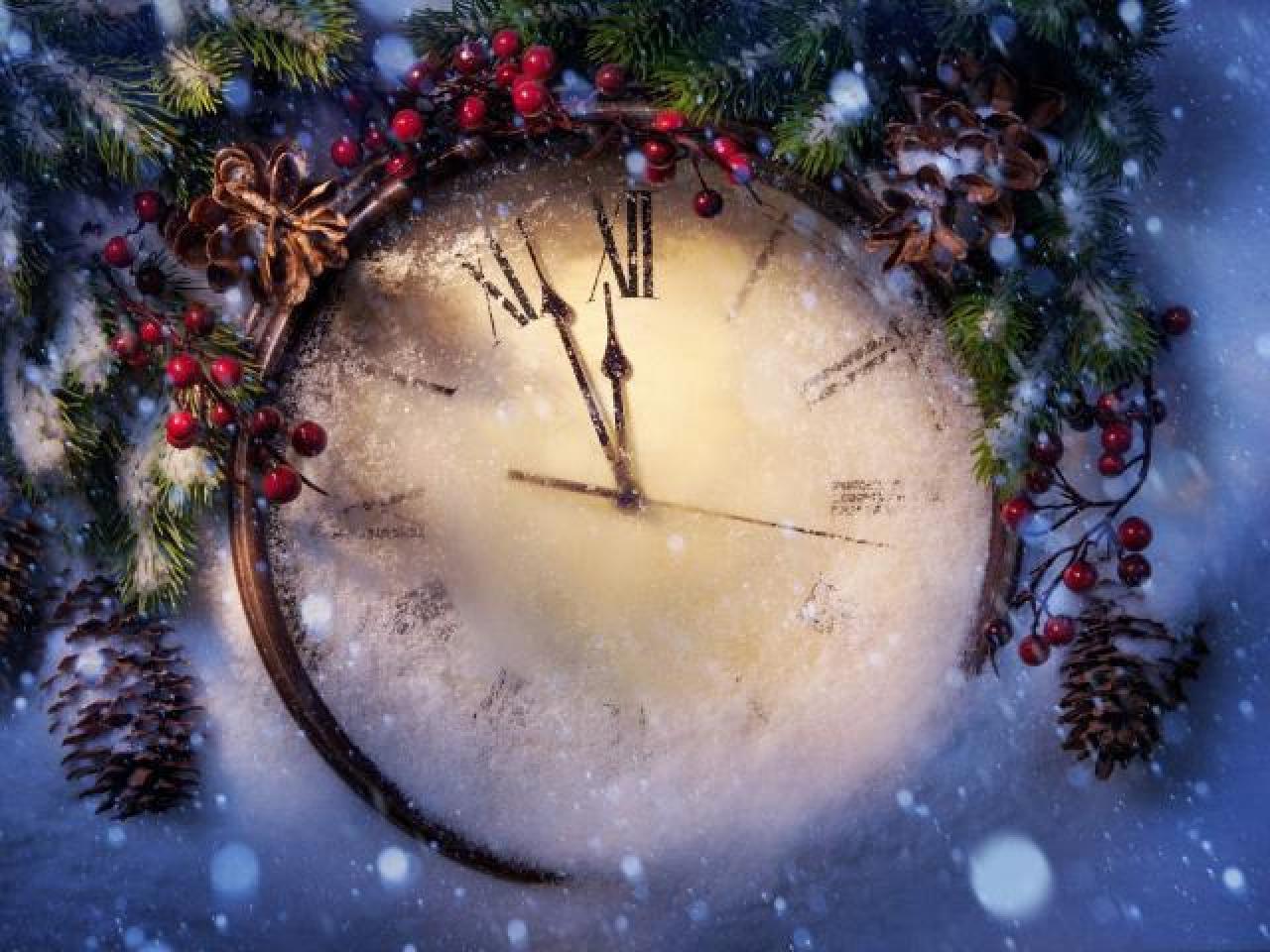 Рождество и Новый Год во Франции - 2