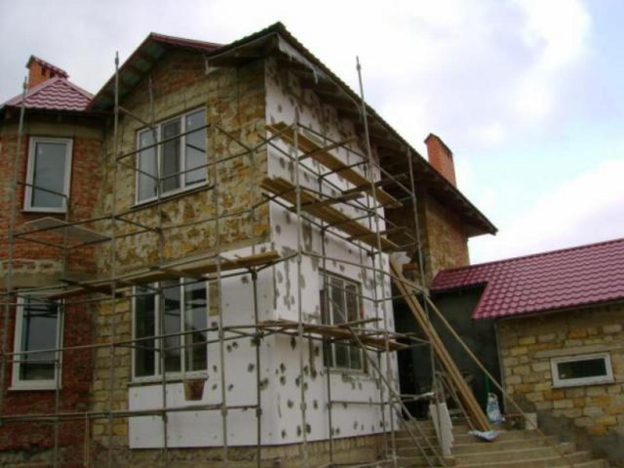 Требуются опытные строители с ЕС паспортом по отделке внешних фасадов для работы в Англии - 1