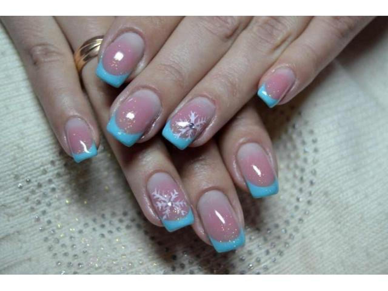 Гелевие ногти Croydon - 3