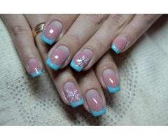 Гелевие ногти Croydon