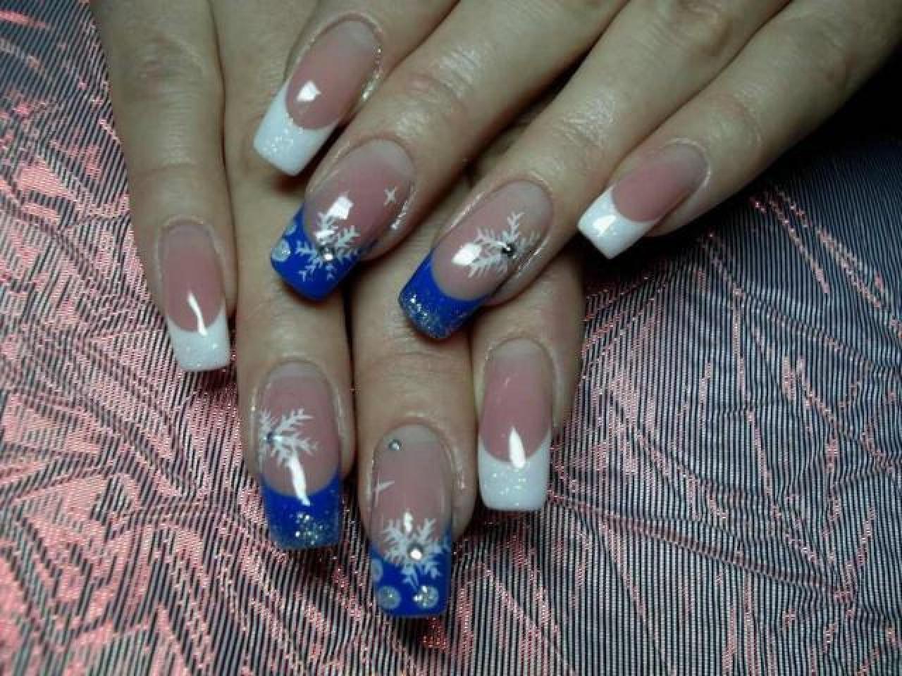 Гелевие ногти Croydon - 4